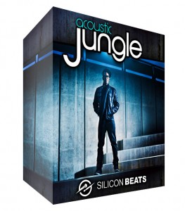 Acoustic Jungle Drum Loops for Garageband