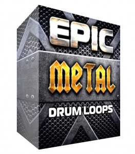 Download Epic Metal Drum loops for Garageband