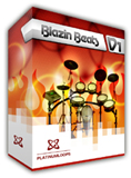 Blazin Beats - Hip Hop Drum Loops