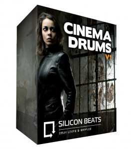 Cinematic Drum Loops or Garageband