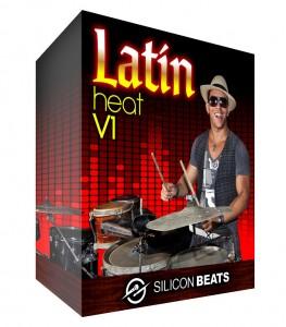 Live Acoustic Latin Drums for Garageband
