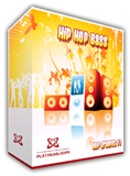 Hip Hop Bass Guitar Loops
