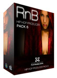 RnB Producer Pack 6 Samples