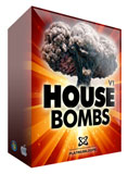 House Bombs - Samples for Garageband