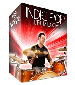 Indie Rock Drum Loops for Garageband