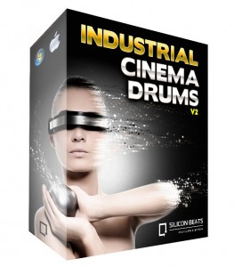 Industrial Cinematic Garageband Drum Samples