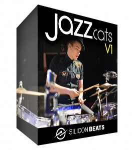 Live Jazz Drums for Garageband