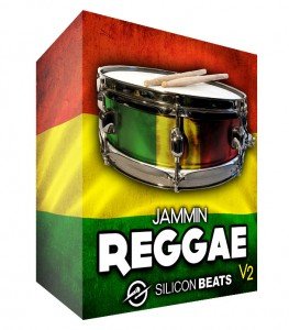 Live Reggae Drum Loops for Garageband