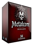 Metalcore Drum Loops for Garageband.