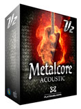 Acoustic Metal Guitar Samples