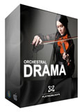 Orchestral Drama -Apple Loops For Garageband