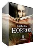 Orchestral horror Samples for Garageband