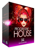 Progressive House Samples for Garageband