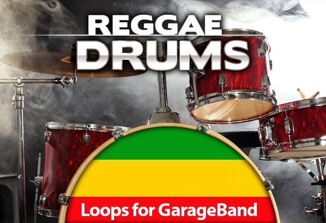 Reggae Drum Loops for Garageband