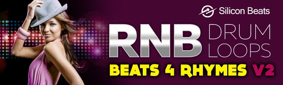 RnB Drum Loops - Beats 4 Rhymes V2