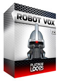 Robotic Vocoder Loops for Garageband