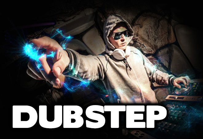 Dubstep Samples for Garageband