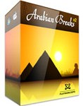Ethnic Apple Loops - Arabian Breaks