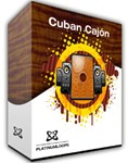 Ethnic Cuban Percussion Apple Loops - Cajon