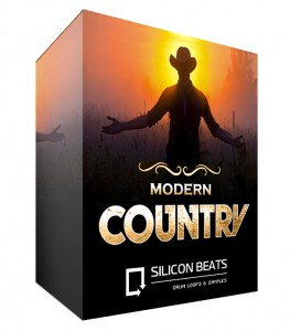 Modern Country Drum Loops for Garageband and Logic