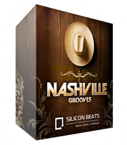 Nashville Grooves - Country Drum Loops for Garageband
