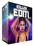 Killer EDM Samples for Garageband & Logic