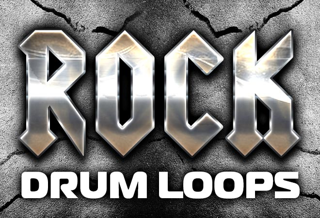 Rock Drum Loops for Garageband