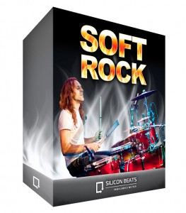 Soft Rock Drum Loops for Garageband Apple Loops