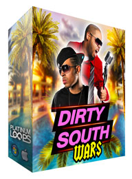 Dirty South Loops for Garageband