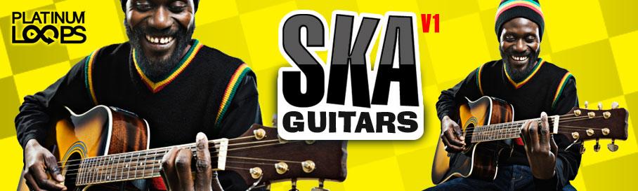 Ska Guitar Loops fopr Garageband