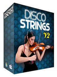 Disco Violin Samples Apple Loops Download