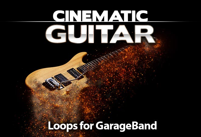 Download Cinematic Guitar Loops for Garageband