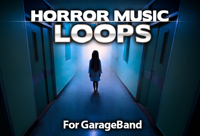 Horror Music Loops for Garageband