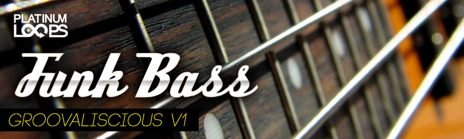 Funk Bass Loops for Garageband Apple Loops